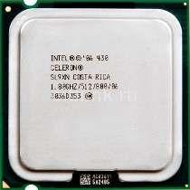 Processador Intel 430 1.8ghz Novo Sem Cooler, Somos Loja.