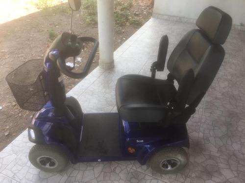 Scooter Elétrica Cadeira Motorizada Scott X Ottobock