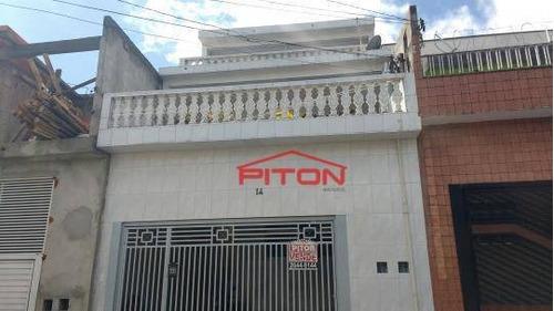 Sobrado Com 3 Dormitórios À Venda, 111 M² Por R$ 650.000,00 - Jardim Danfer - São Paulo/sp - So1031