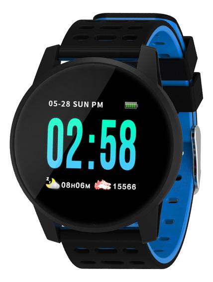 Reloj Inteligente C/pantalla Táctil Rastrea Actividad 1.3in