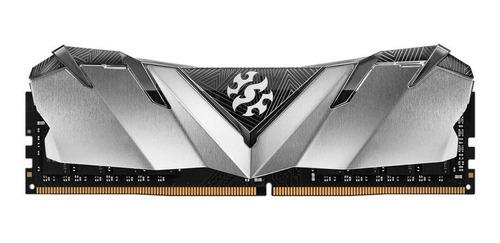 Imagem 1 de 1 de Memória RAM Gammix D30 color Black  16GB 2x8GB XPG AX4U320038G16A-DB30