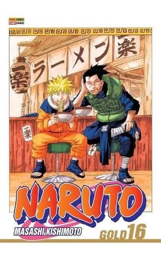 Naruto Gold - Vol.16 (relançamento)