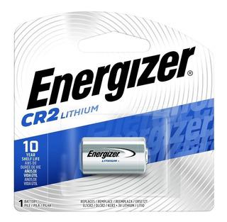 Pila Cr2 Energizer Lithium 3v El1cr2 Kcr2 - Factura A / B
