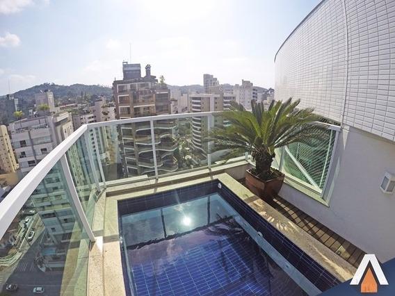 Acrc Imóveis - Apartamento À Venda No Centro De Blumenau - Ap01044 - 31936583