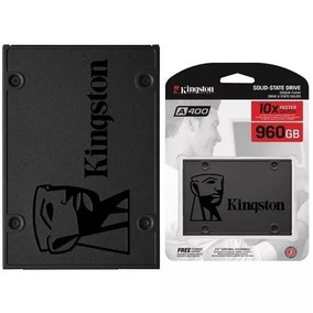 Kit De Ssd 240gb/ 480gb/ 120gb Kingston