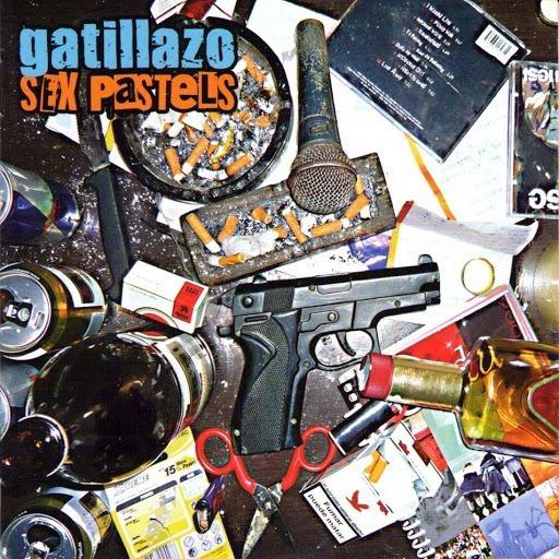 Cd+dvd Gatillazo - Sex Pastels (2009)