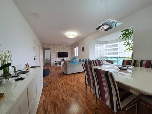 Apartamento À Venda, 130 M² Por R$ 905.000,00 - Vila Andrade (zona Sul) - São Paulo/sp - Ap7033