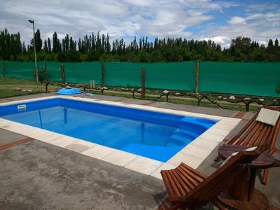 Hermoso Complejo Camino Valle Grande. Hasta 7 Personas $3000