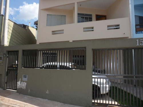 Imagem 1 de 11 de Casa Em Jardim São Roque, Sumaré/sp De 120m² 3 Quartos À Venda Por R$ 300.000,00 - Ca434271