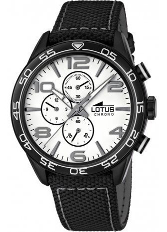 Relógio Esportivo Masculino De Pulso Lotus Chrono Importado