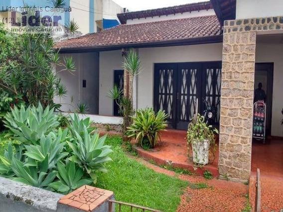Casa Com 3 Dormitórios Para Alugar, 350 M² Por R$ 15.000,00 - Centro - Caraguatatuba/sp - Ca0049