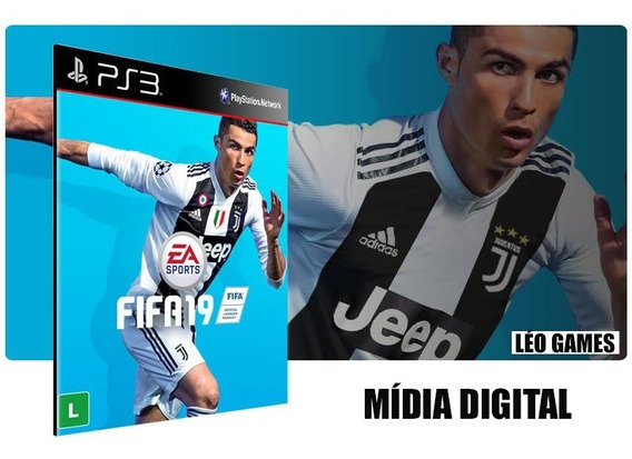 Fifa 19 Legacy Edition | Português | Ps3 Mídia Digital !!