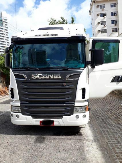 Scania G360 2013 6x2