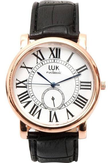 Relógio Masculino Luk Analógico Clássico Gs1elwj4624bl