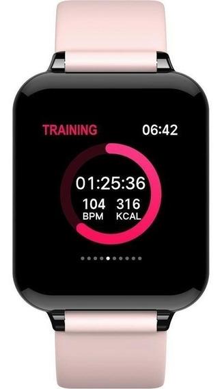 Smart Watch Relógio Inteligente B57 Band Hero 3 Sports
