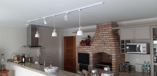 Casa Com 4 Dormitórios À Venda, 350 M² Por R$ 2.100.000 - Campestre - Santo André/sp - Ca0774