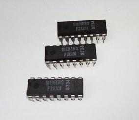 Fzk101 Siemens Dip 16 Circuito Integrado