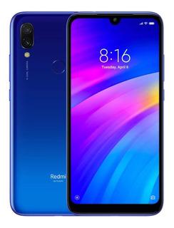 Celular Xiaomu Redimi 7 64g + Pelicula Na Promoção