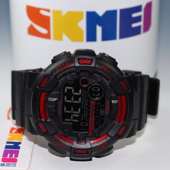 Relógio Digital Skmei Masculino A Prova D