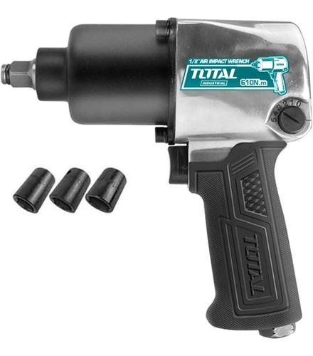 Pistola Neumática Impacto 1/2  Total Tools  Tat40122