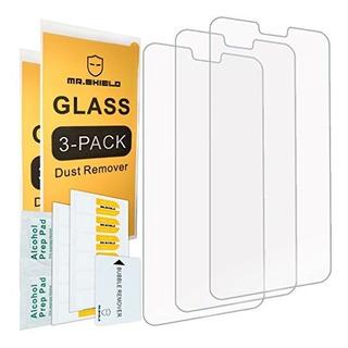 3pack Mr Shield Para Huawei P20 Lite Protector De Pantalla D