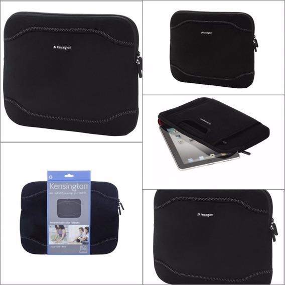 Capa Protetora Para Tablet 11 Ou Notebook 11 - Camurça Preta
