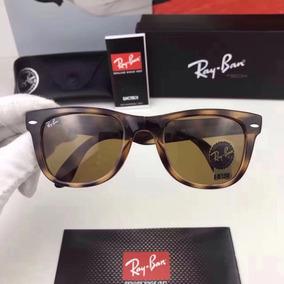 a98e35d47 Oculos De Sol Ray Ban Dobravel Folding 50 Rb4105 Unissex