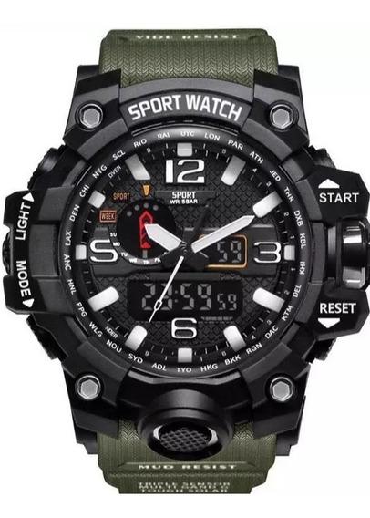 Relógio Esportivo Masculino Barato!!
