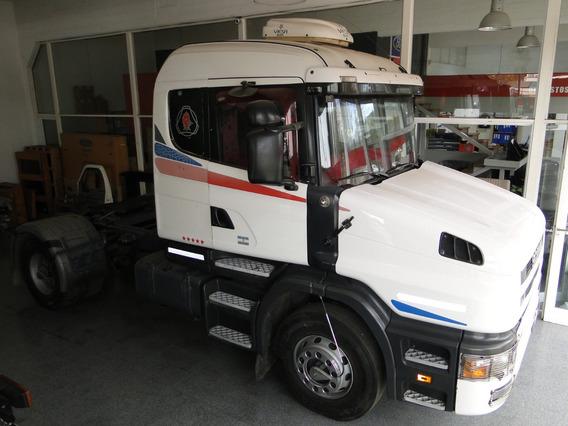 Scania 124 G 360 Chasis Corto 99