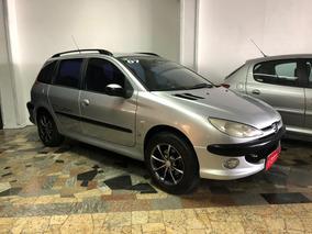 Peugeot 206 Sw 1.6 16v Escapade Flex 5p