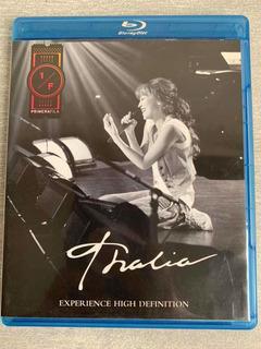Thalia Primera Fila Blue-ray 100% Original