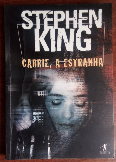 Livro - Carrie, A Estranha