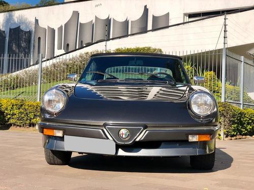 Imagem 1 de 15 de Alfa Romeo Spyder