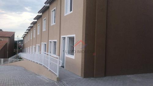 Imagem 1 de 26 de Sobrado Com 2 Dormitórios À Venda, 55 M² Por R$ 227.000,00 - Jardim Itapeva - Mauá/sp - So0031