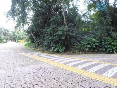 Terreno À Venda, Condomínio Iporanga - Guarujá - Te0185
