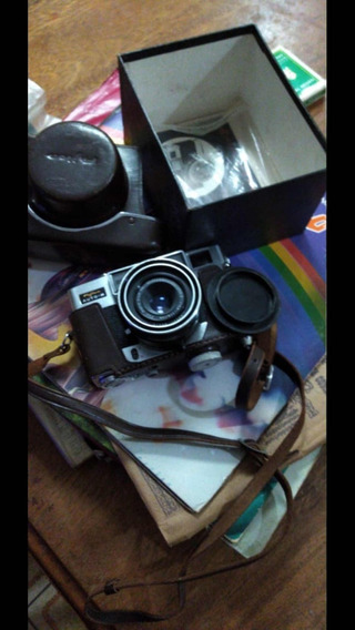 Máquina Fotográfica Antiga (fujica 35) Auto-m