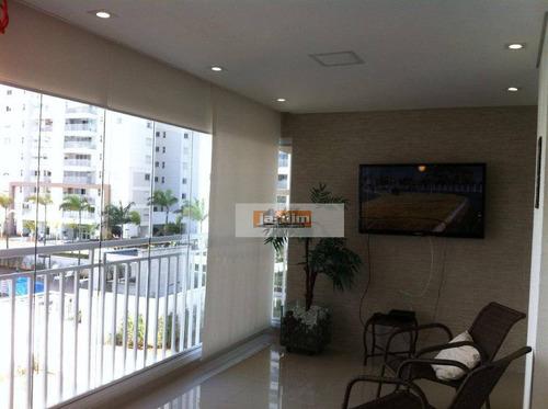 Apartamento Com 4 Dormitórios À Venda Por R$ 1.300.000,00 - Vila Baeta Neves - São Bernardo Do Campo/sp - Ap7070