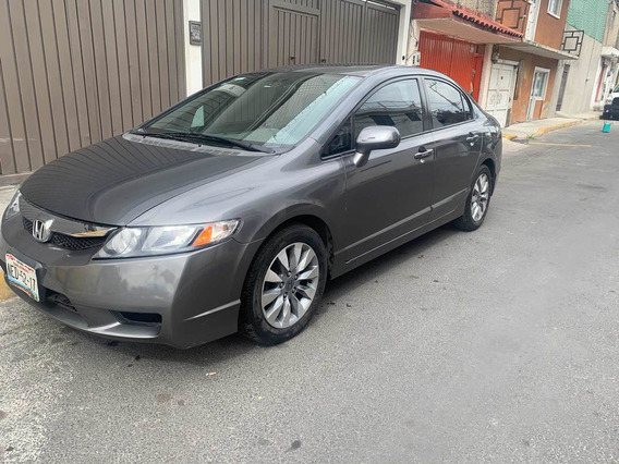 Honda Civic 1.8 Ex Mt 2009