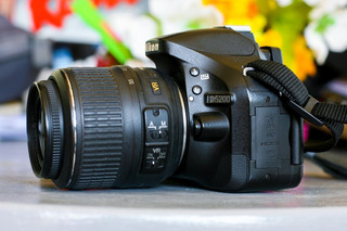 Camara Profesional Nikon D5200