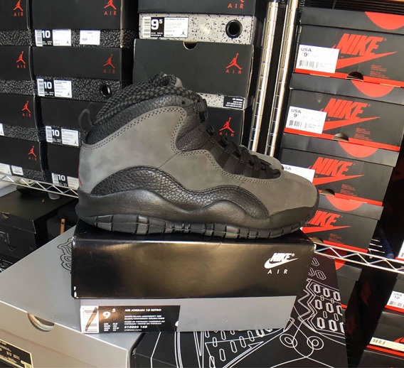 Tenis Jordan Retro 10 Shadow