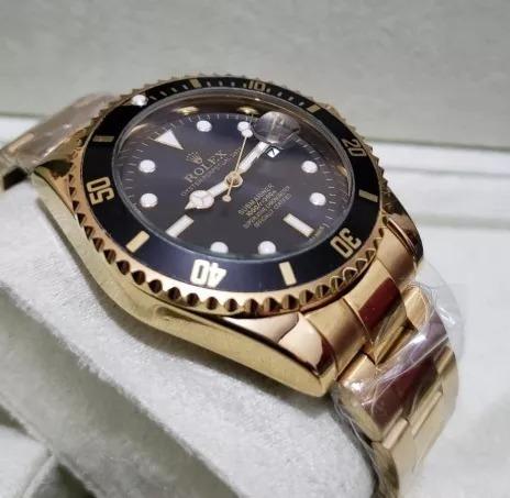 Relógio C24 Submariner Masculino Multicores Pronta Entrega