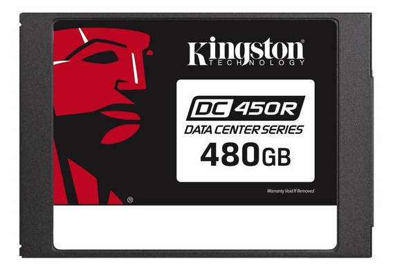 Disco sólido interno Kingston SEDC450R/480G 480GB