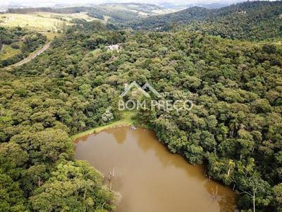 Linda Chácara Com Imenso Lago, Em São Roque-sp - 1585