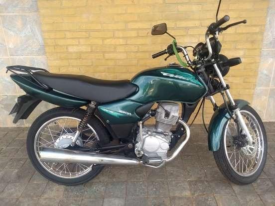Honda Cg 125 Titan Ks 2004