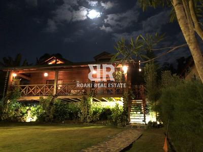 Cabana En Jarabacoa -ar0249