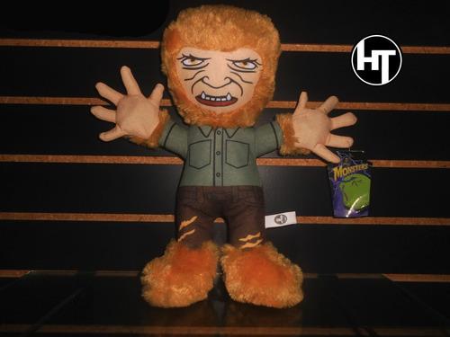 Imagen 1 de 5 de  Hombre Lobo, Peluche, Toy Factory, Nuevo, 12 Pulgadas