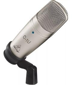 Micrófono Condensador Behringer C-1u + Garantía
