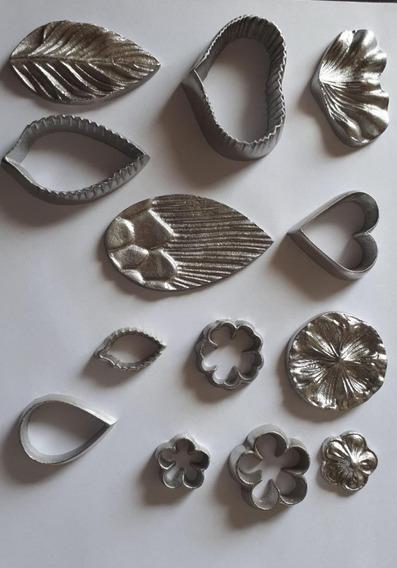 Kit Confeiteiro Em Alumínio Para Pasta Americana