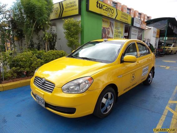 Taxis Hyundai Accent Vision Gls