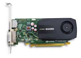 Placa De Vídeo Nvidia Quadro K600 1gb Ddr3 128-bit Pci-e 2.0